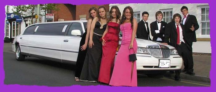 Dallas Fort Worth Prom Limousines DFW