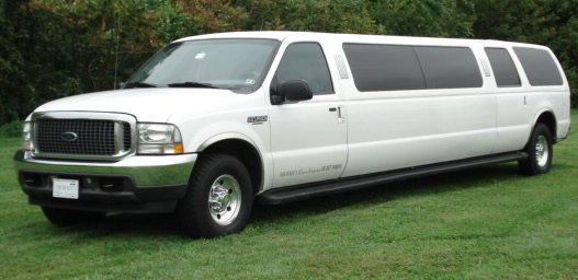 Fourteen Passenger Stretch Excursion
